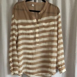 NWT💥 Old Navy Striped blouse